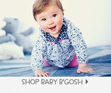 Shop Baby B'gosh